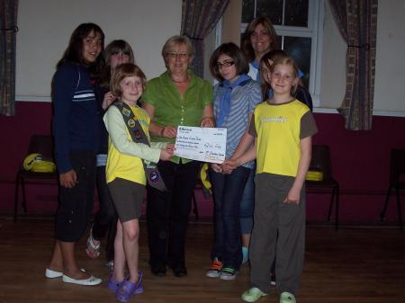 Ilminster Brownies