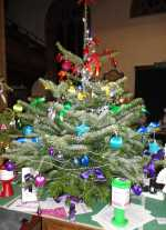 Ilminster ChristmasTree Festival 2014